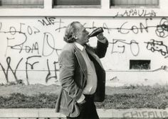 """""""Liquor is like a symphony or a classical song or something. You don't use it as a downer. You use it to leap up into the sky or when you're in pain or when you, we, have depression."""" — Charles Bukowski"""