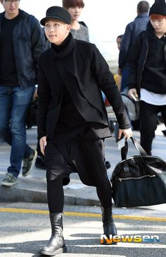 rap monster casual - Google Search