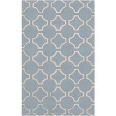 Surya's geometric patterned Zuna rug