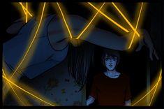 puppeteer creepypasta | Creepypasta: Strings of Death by BleedingHeartworks
