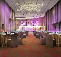 GREAT Room – Wedding Ballroom/Banquet  W Hong Kong 1 Austin Road West, Kowloon Station, Kowloon Hong Kong China  www.starwoodhotels.com/whotels/property/overview/index.ht...  w.hk@whotels.com  (852) 3717 2222