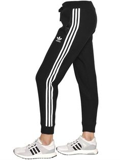 eb97a02d7 ADIDAS ORIGINALS Wool Knit Jogging Pants, Black. #adidasoriginals #cloth # pants