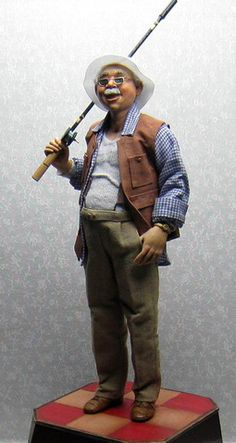 miniprojects1 [licensed for non-commercial use only] / Male clothing miniature dollmaking