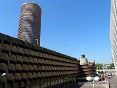 Lyon Part Dieu.  @NeoZarrivants -- http://www.neozarrivants.com/lyon/