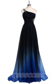 Top Selling Ombre Chiffon Prom Dresses,One Shoulder Long Beaded Prom Dress,Pretty Prom Gowns http://www.luulla.com/product/599920/top-selling-ombre-chiffon-prom-dresses-one-shoulder-long-beaded-prom-dress-pretty-prom-gowns