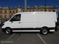 2017 Volkswagen Crafter, 2070000 рублей - вид 4