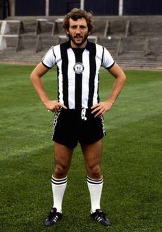 Alan Kennedy Newcastle United 1976