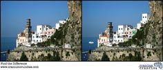 Can you find the nine changes in the #puzzle from the Amalfi Coast, Italy?