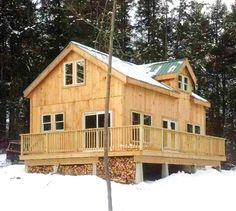 images about Plans Tiny Homes JCS on Pinterest
