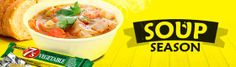Warm up your winter with delicious soup recipes using Massel bouillon and seasoning.