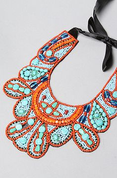 killer bib necklace (get 20% off everything on karmaloop.com when you use rep code BIATCH at checkout)