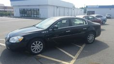 2010 BUICK LUCERNE for sale at Harrison Auto Sales