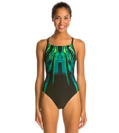 TYR Bravos Diamondfit One Piece Swimsuit at SwimOutlet.com - Free Shipping