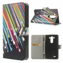 Forro Book LG G3 Design Naturaleza Meteoritos 1 $ 26.200,00
