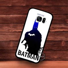 Batman Justice Detective Comic - Samsung Galaxy S7 S6 S5 Note 7 Cases & Covers