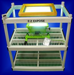 Build Your Own Exposure Unit                                                                                   The E-Z Expose...