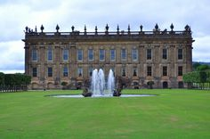 Jane Austen's Pride and Prejudice classic inspires me to visit Pemberley and imagine what it would have been like for Mr. Darcy and Elizabeth to live in such a grand home.