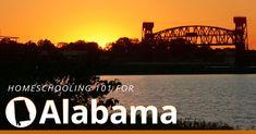 Alabama Homeschool Laws | HSLDA