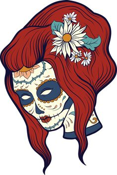 Adorn your walls for the holiday of Dia De Los Muertos with this free, beautiful sugar skull! #dayofthedeaddecorations #dayofthedead #diadelosmuertos #sugarskull #sugarskullcoloring #advancedcoloring