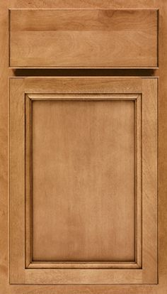 Sinclair Birch cabinet doors are available with seven different ...