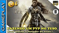 awesome THE ELDER SCROLLS On-line GAMEPLAY - PVP voltando a jogar TESO o Mmo do universo Elder Scrolls