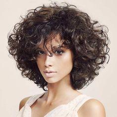 cool Модные химические завивки на средние волосы (50 фото) — Закружили-завертели! Читай больше http://avrorra.com/himicheskie-zavivki-na-srednie-volosy-foto/