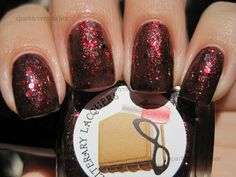 Literary Lacquers Lucy