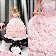 Barbie Cake kids-birthdays
