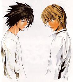 Artist: Takeshi Obata    Manga: Death Note