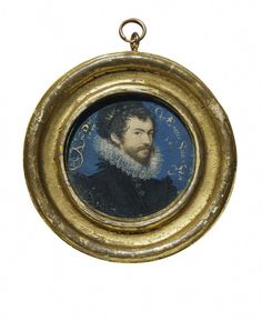 Self-portrait, aged 30 - Hilliard, Nicholas, France (painted). Nicholas Hilliard was born into the prosperous trading classes, the son of a goldsmith. By 1572 he had begun to work for Queen Elizabeth I. This self-portrait marks Hilliard's first encounter with the Renaissance ideal of the artist as an individual of genius.