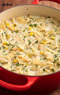 recipes People are RAVING about this White Chicken Chili.soup recipes People are RAVING about this White Chicken Chili. Best Soup Recipes, Healthy Recipes, Mexican Food Recipes, Healthy Meals, Crockpot Recipes, Easy Meals, Cooking Recipes, Dinner Healthy, Easy Recipes