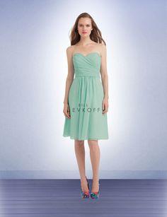 Bill Levkoff Bridesmaid Dress Style 1108