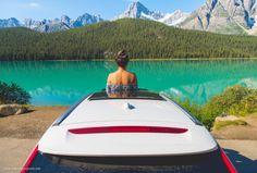 One week Road Trip itinerary Canadian Rockies, Banff, Road Trip, Canada, Road Trips