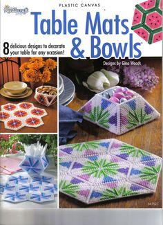 Table Mats and Bowls 1