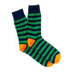 Corgi™ lightweight pattern socks - socks - Men's bags & accessories - J.Crew