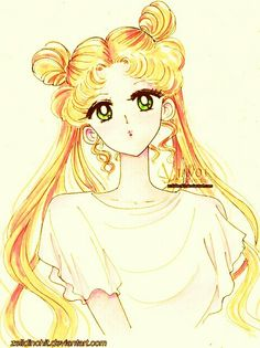 Beautiful Usagi