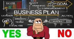 Is having a Business Plan essential to any successful business?