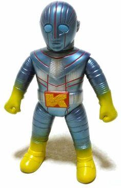 Robot Keiji K figure by Marmit, produced by Marmit.