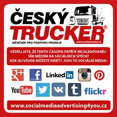 CZECH TRUCKER – a magazine for promoting sales of trucks and commercial vehicles - buses - delivery vans - trailers - municipal and handling equipment – container carriers - construction and.