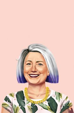 Fashion influencers: world leaders reimagined as hipsters –in pictures