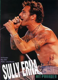 Mmmm I love tattoos! Sully Erna, Nu Metal, Heavy Metal, Great Bands, Cool Bands, Music Is Life, My Music, Shannon Larkin, Hottest Guy Ever
