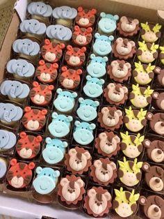 Trendy Ideas For Baby Shower Woodland Cake Forest Themes Safari Theme Birthday, Wild One Birthday Party, Baby Birthday Cakes, Safari Birthday Party, Animal Birthday, 1st Boy Birthday, Birthday Gifts, Birthday Ideas, Cupcakes Safari