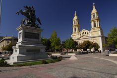 La Plaza de los Heroes Rancagua, Chile