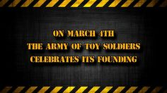 Toy Soldier Day - 2017 - Toy Soldiers Unite
