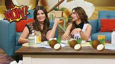 Producto maravilla: Jessica Cediel nos reveló los mil usos del aceite de coco - Univision