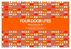 Four-Door Utes: We Look at the Top Ten. — UNSEALED 4x4