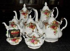 1000 images about porcelana vajillas on pinterest for Vajilla de porcelana inglesa