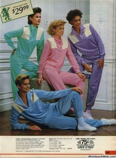 1980s Mens Fashion, 1980s Fashion Trends, 80s Trends, Retro Fashion, Vintage Fashion, Sport Fashion, Fashion Outfits, 80s Outfit, 20th Century Fashion