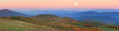 Reader's Choice: The best places to catch a scenic sunset In a recent online poll , fans of Asheville
