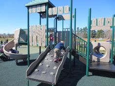 Parks in Windham - Griffin Park and Wonderland Park on Ministerial Road